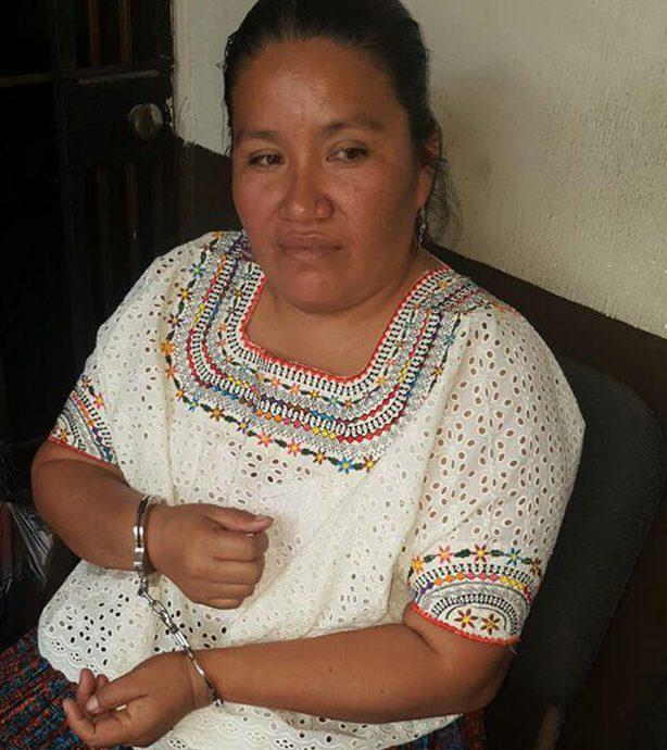 Maria Choc: Ella tiene el valor de alzar la voz