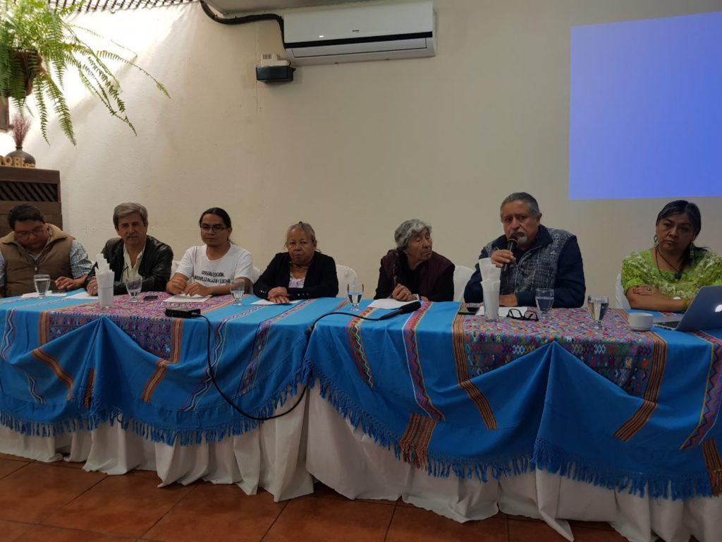 Organizaciones sociales exigen la liberación de Bernardo Caal
