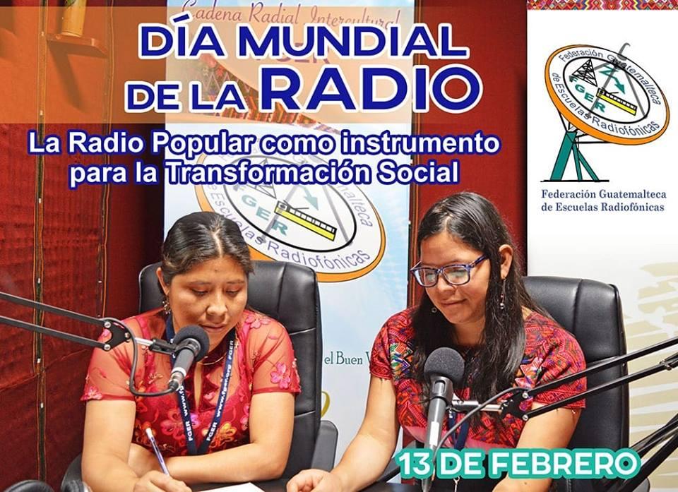 DÍA MUNDIAL DE LA RADIO 2018