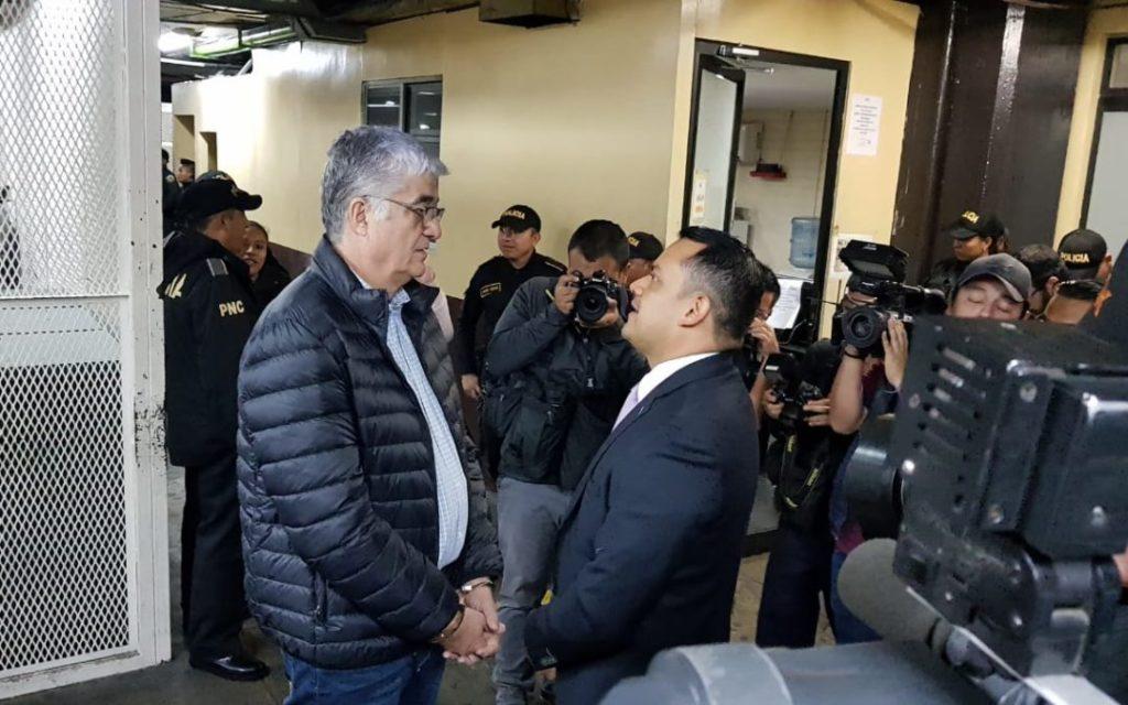 """Capturan a ex Ministros de Gobernación por el caso """"El infiernito"""""""