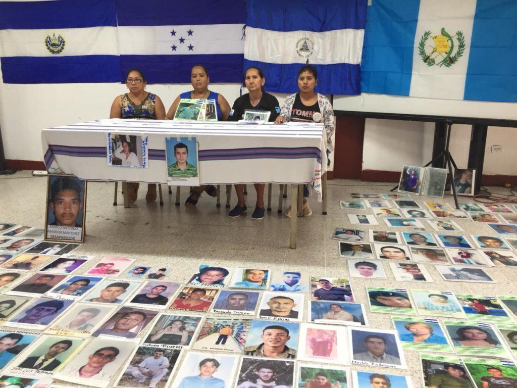Madres buscan a sus hijas e hijos en la ruta migratoria