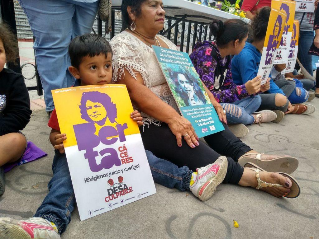 Restringen acceso a la prensa en juicio de Berta Cáceres