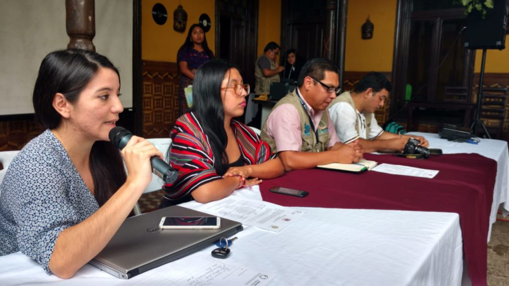 Periodistas comunitarios hablan de los riesgos que enfrentan