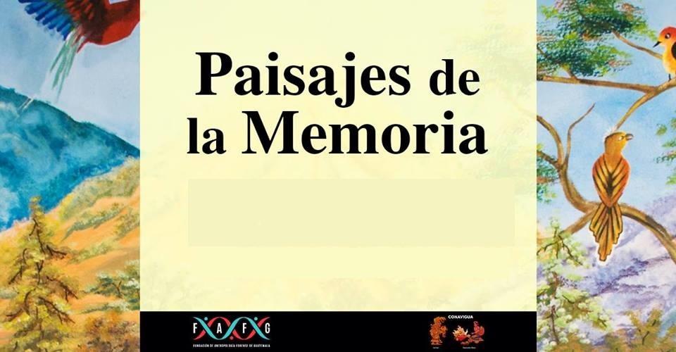 Delegación internacional visita Paisajes de la Memoria