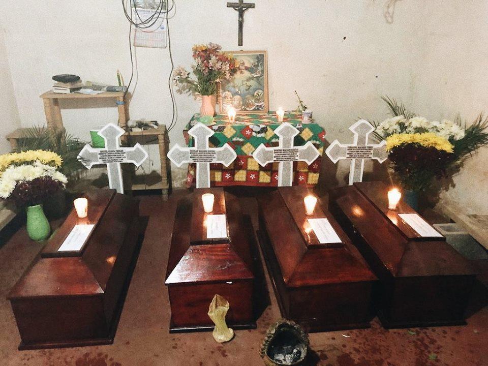 Identifican a víctimas de la guerra en Tecpán