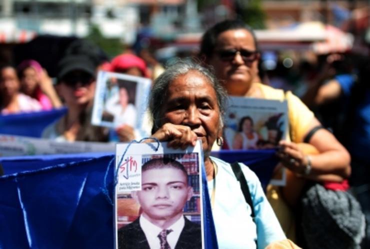 Migrantes desaparecidos: proceso de búsqueda y recomendaciones