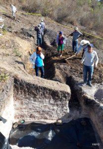 Avanza recuperación de osamentas en San Miguel Chiquimula