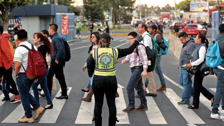 """""""Plan de Seguridad busca privatizar la Usac"""""""