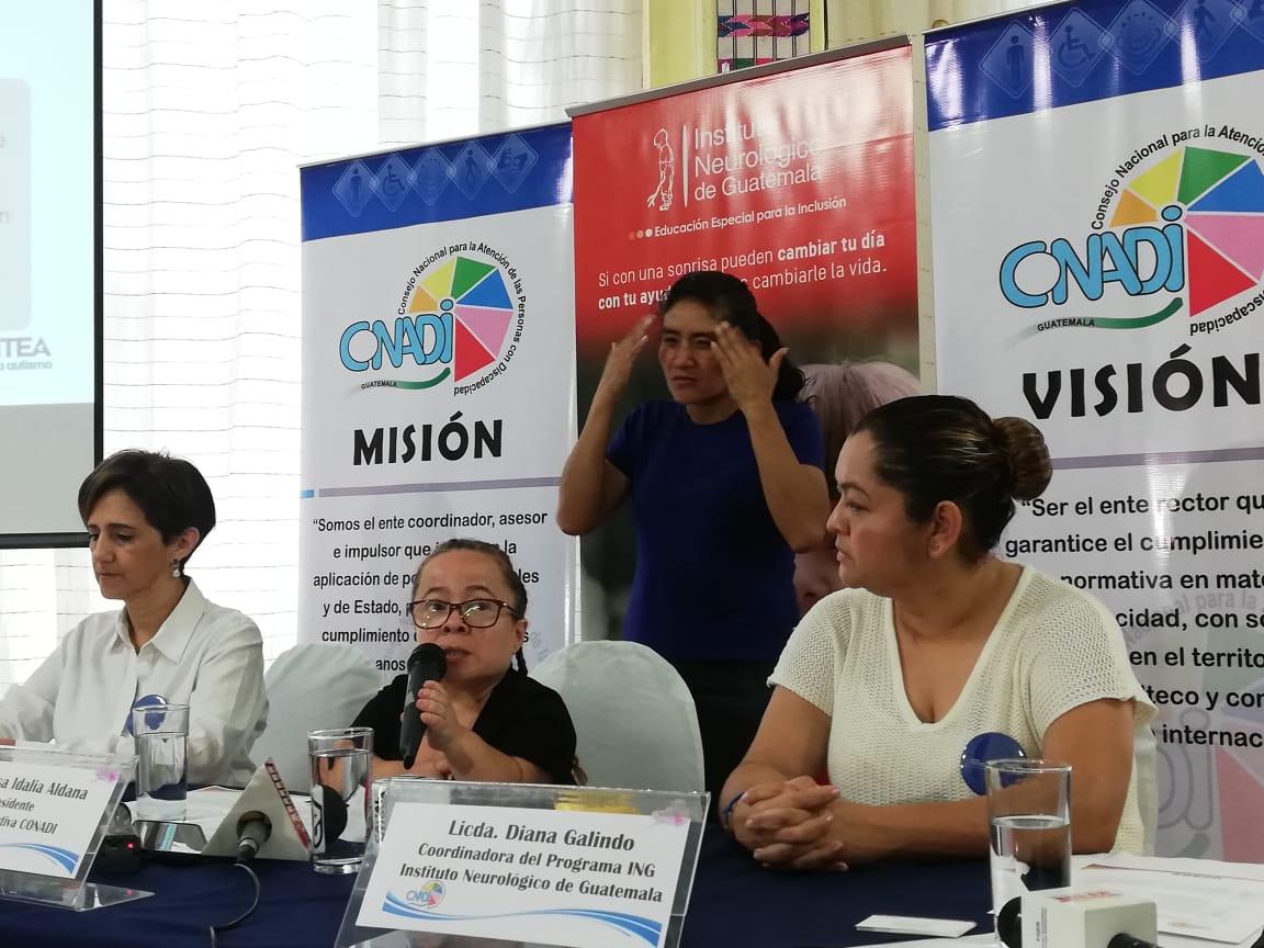 Guatemala aun no avanza en detección temprana de autismo