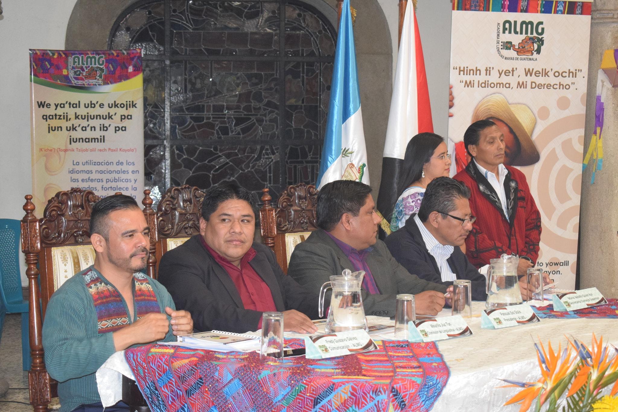 Campaña promueve la preservación y uso de los idiomas mayas en Guatemala