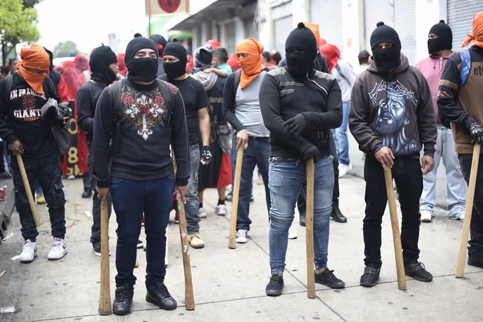 Condenamos la violencia hacia el movimiento estudiantil y la Huelga de Todos Los Dolores