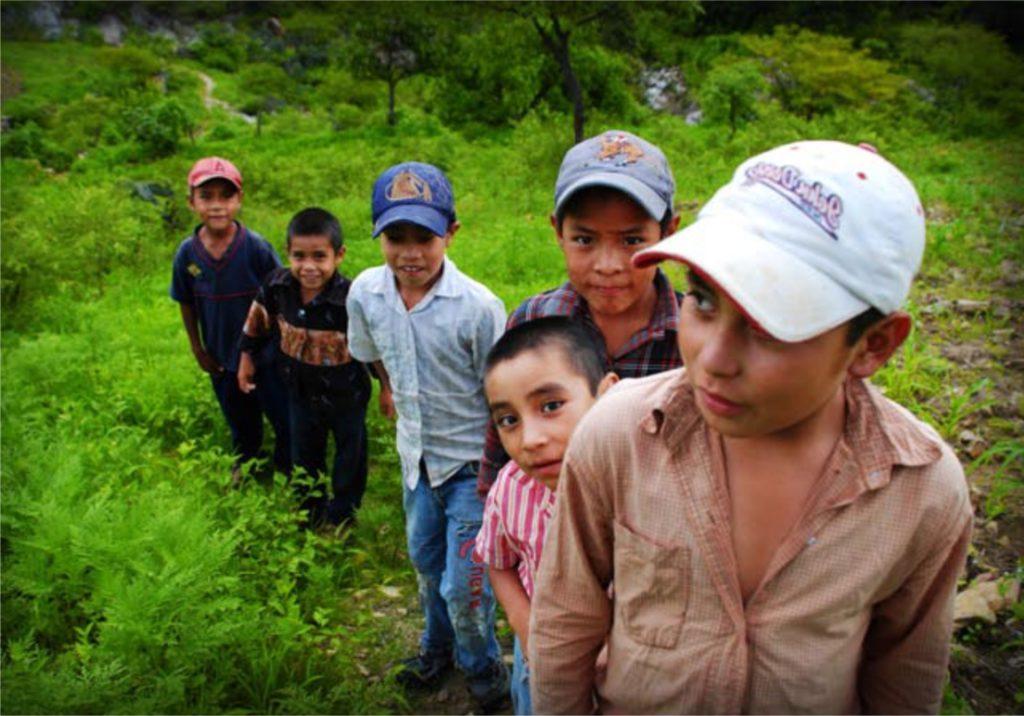 Hablemos de niñez migrante