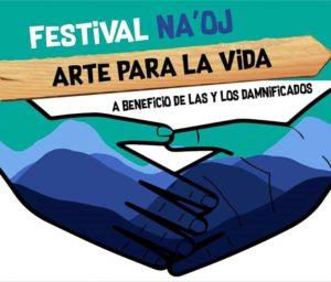 Arte a Beneficio de Comunidades Afectadas por Volcán de Fuego