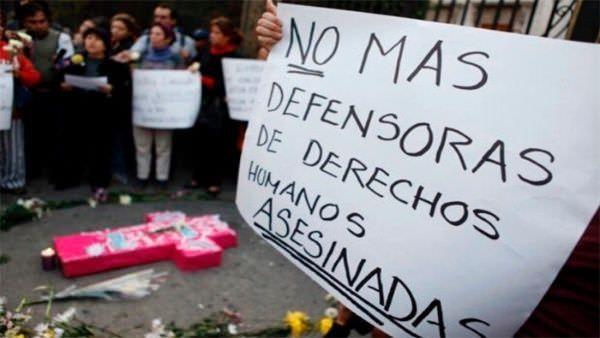 Criminalización, prisión política y violencia política en Guatemala