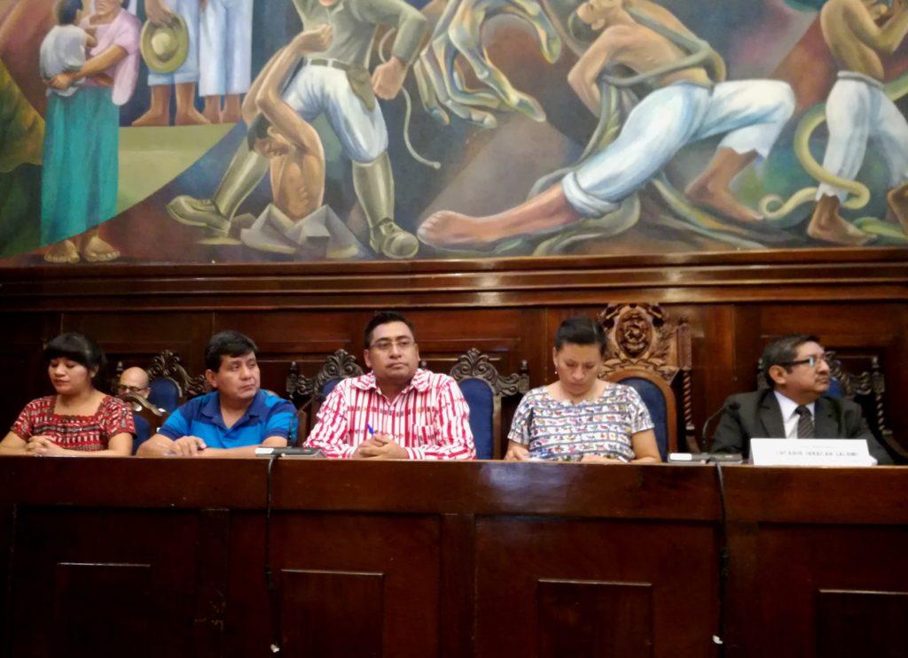 Manifiestan el poco interés de legislar a favor de los Pueblos Indígenas