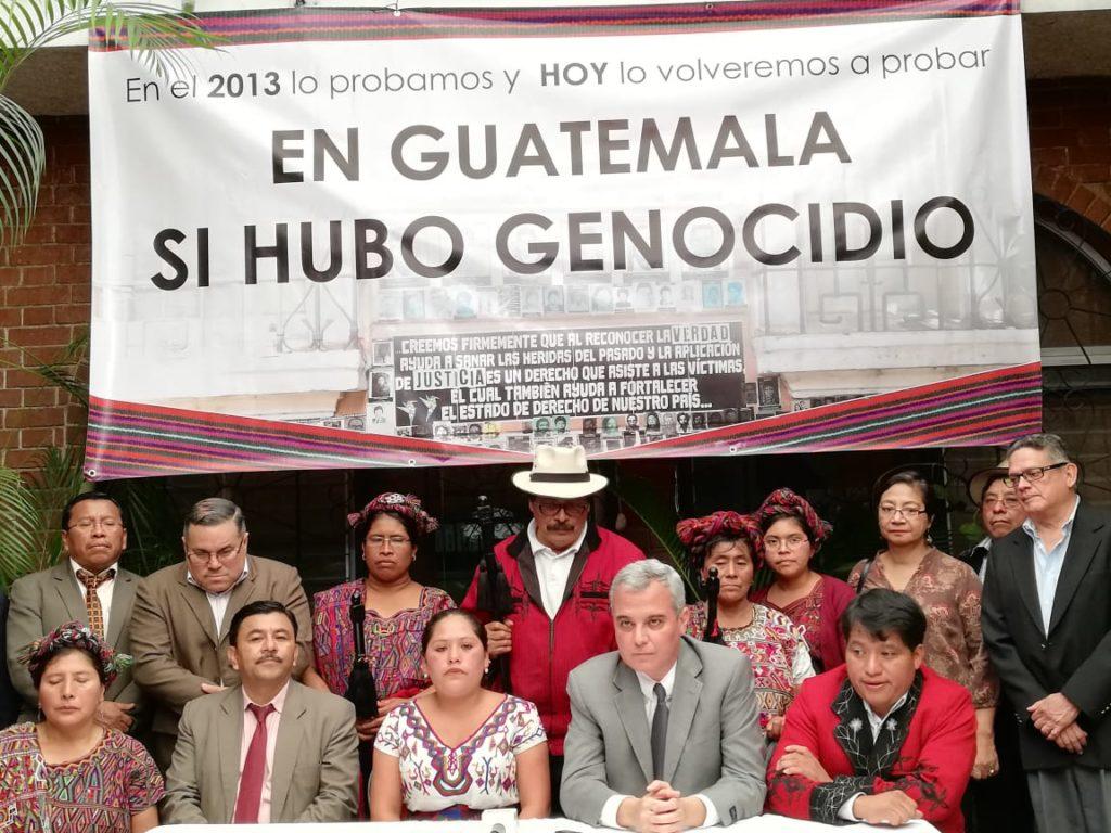 Sobrevivientes de genocidio esperan sentencia condenatoria
