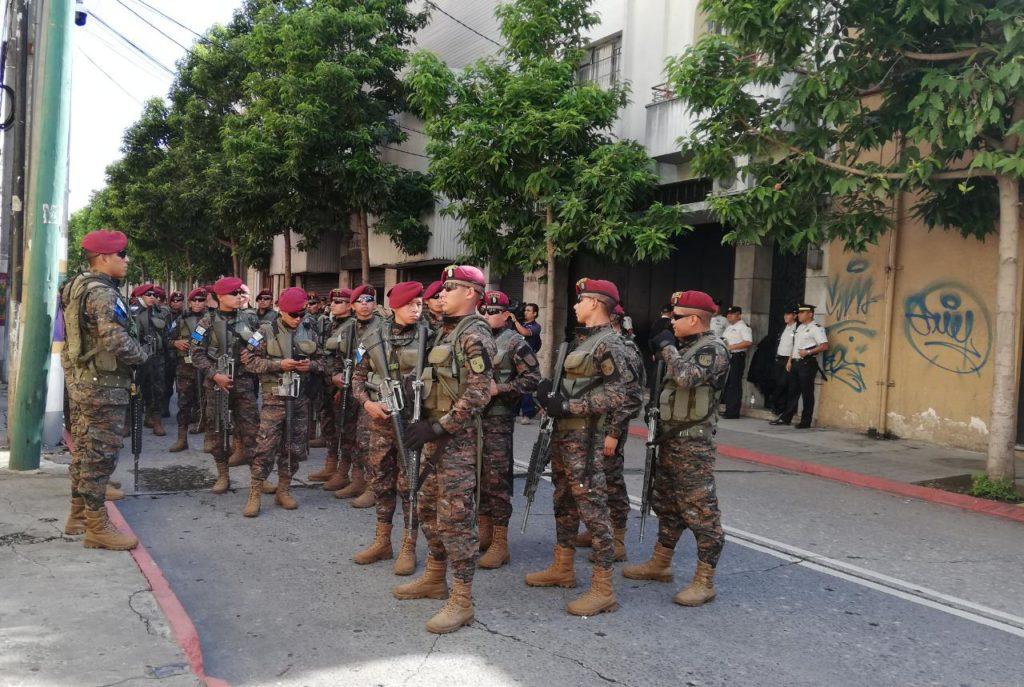 Militarización atenta contra los Acuerdos de Paz