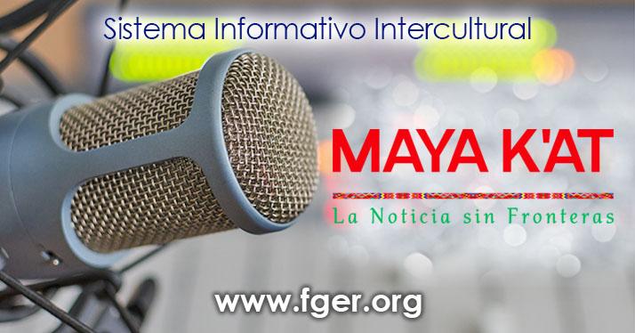 Noticiero Maya K'at 23/11/2018