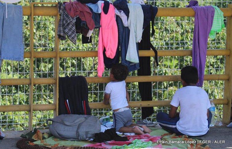 USAC pide se atienda a los migrantes retornados