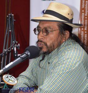 """Rigoberto Juárez: """"El gobierno y las empresas son los responsables de la difamación"""""""