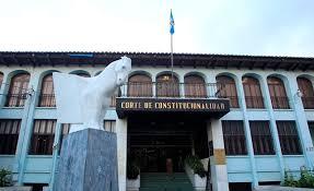¿Volverá la Corte de constitucionalidad a frenar al gobierno de Jimmy Morales?