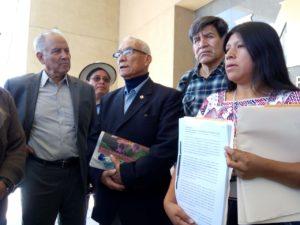 Denuncian ante el MP a Jimmy Morales, Sandra Jovel y Enrique Degenhart