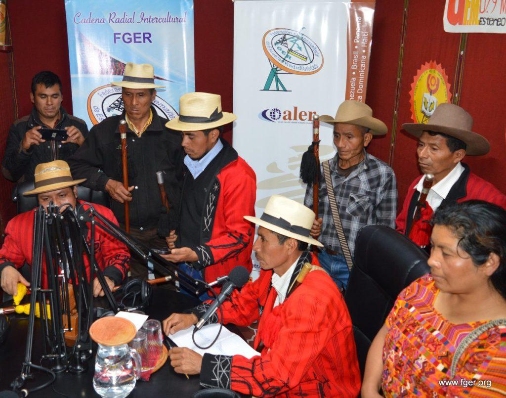Autoridades del Pueblo Maya Ixil denuncia rompimiento del proceso de consulta