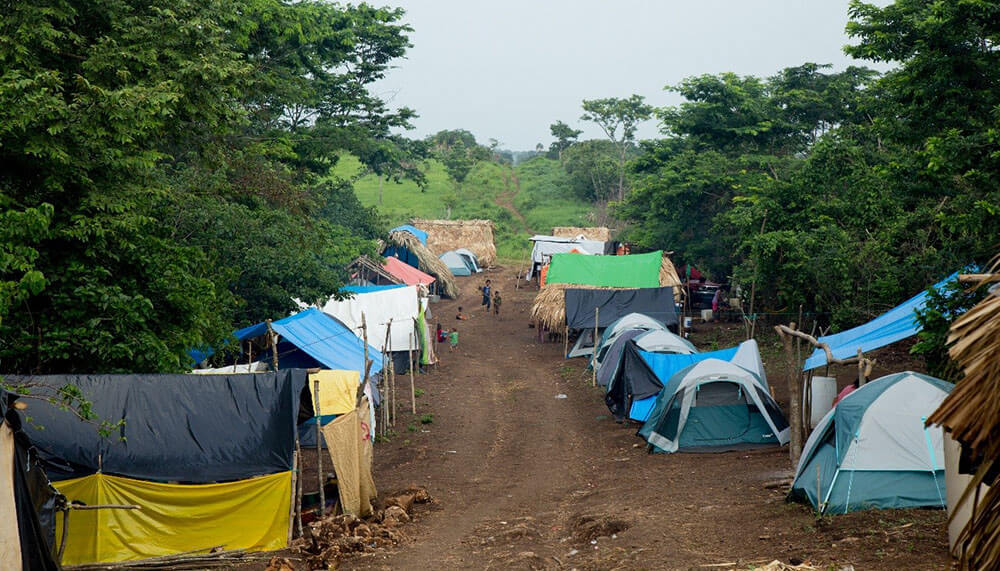 Condiciones precarias de la comunidad  Laguna Larga han causado enfermedades y muertes