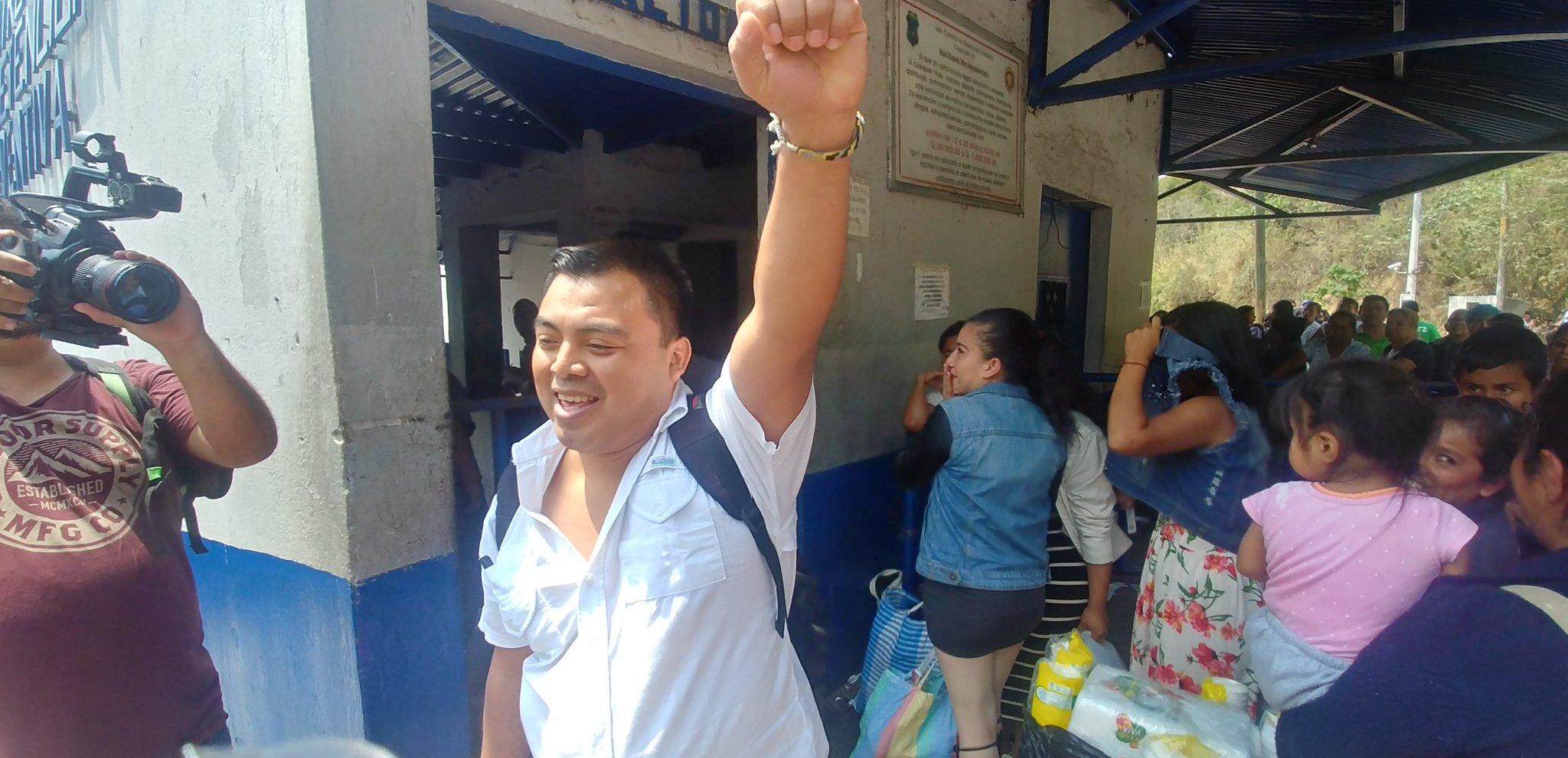 Guatemala: El defensor de la tierra, Abelino Chub fue absuelto de los delitos que se le acusaban
