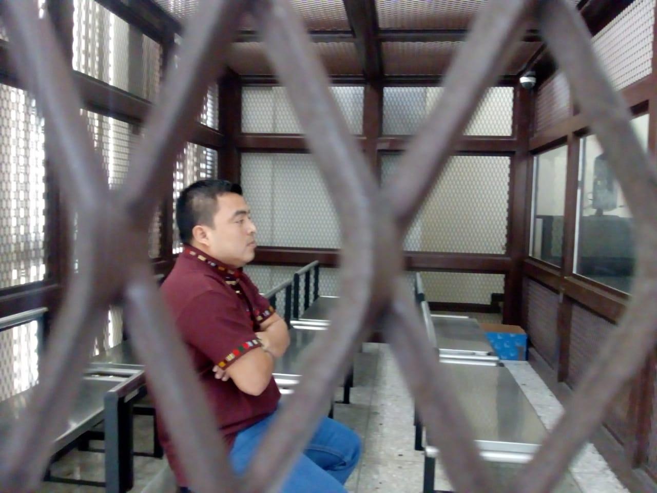 """""""Exijo mi inmediata libertad"""", segundo día del juicio contra Abelino Chub Caal"""