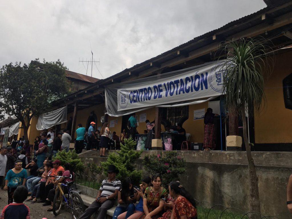 Traslado de votantes, incertidumbre, actos violentos, entre otros, fueron registrados por observadores de la OEA