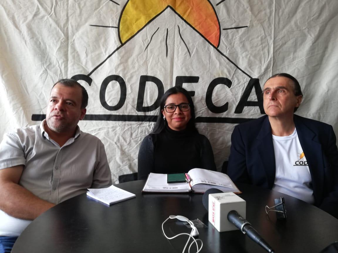 CODECA anuncia paro nacional para el 06 de agosto