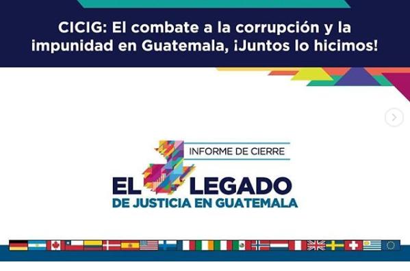 Sin CICIG se recompone la corrupción