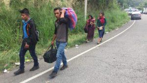 Chiquimula: Desempleo obliga a migrar a Honduras y El Salvador