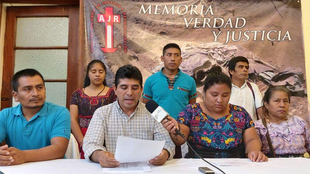 Inicia proceso penal por genocidio Ixil  en tiempos de Lucas García