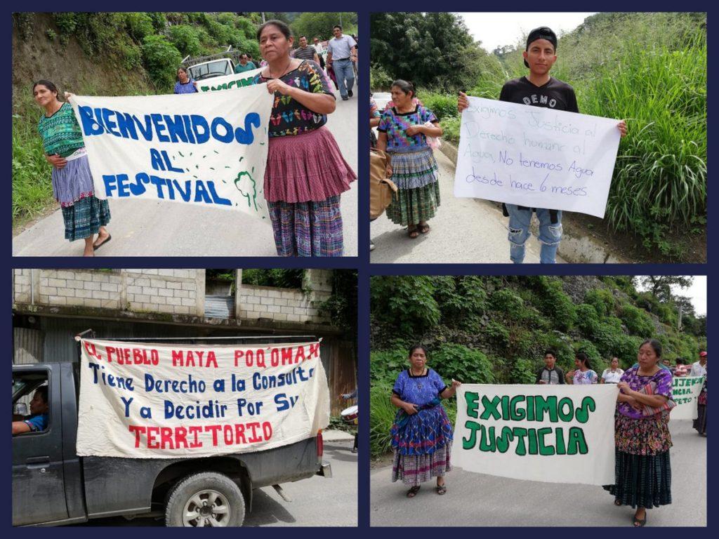 Areneras provocan migración en Santa Cruz Chinautla