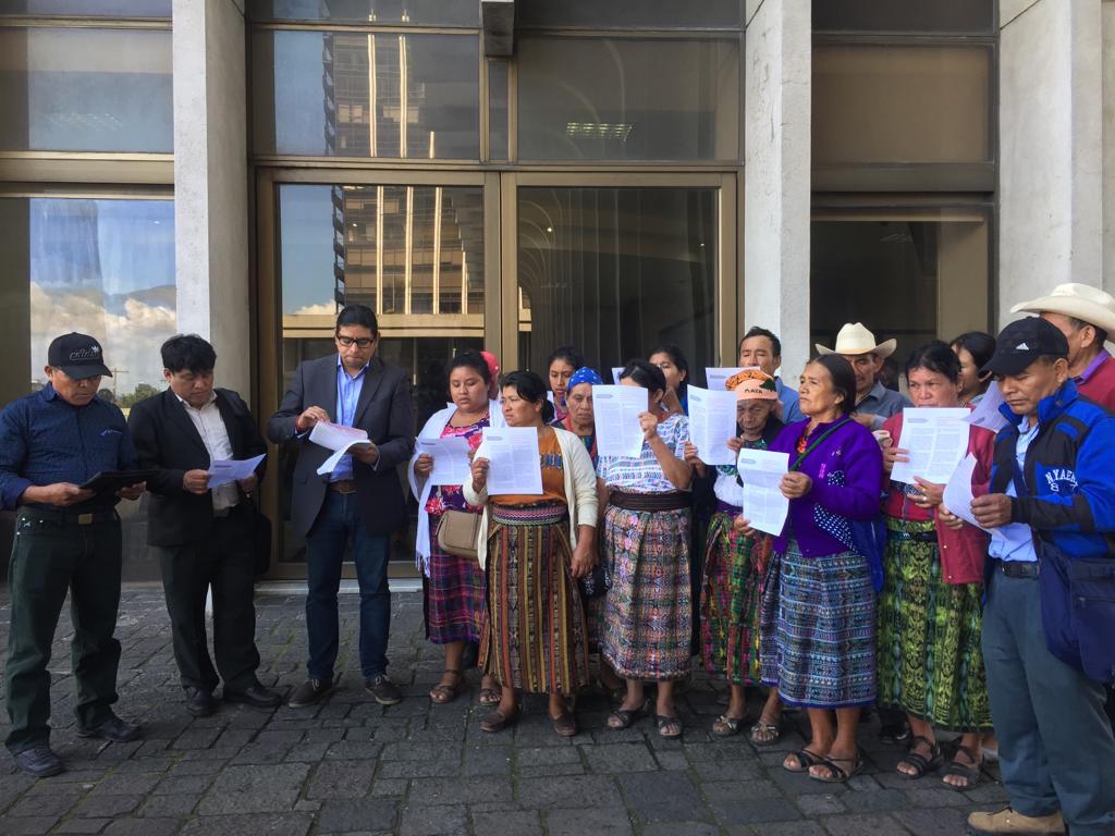 Jueza Claudette Domínguez es separada del caso por genocidio