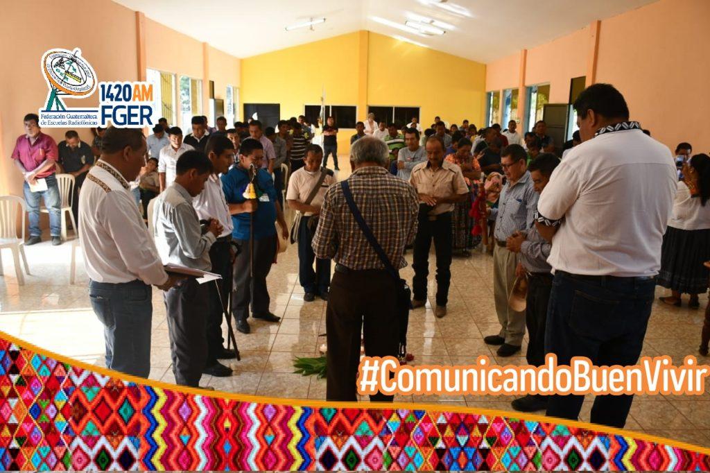 Comunicadores y comunicadoras comunitarias analizan legislación
