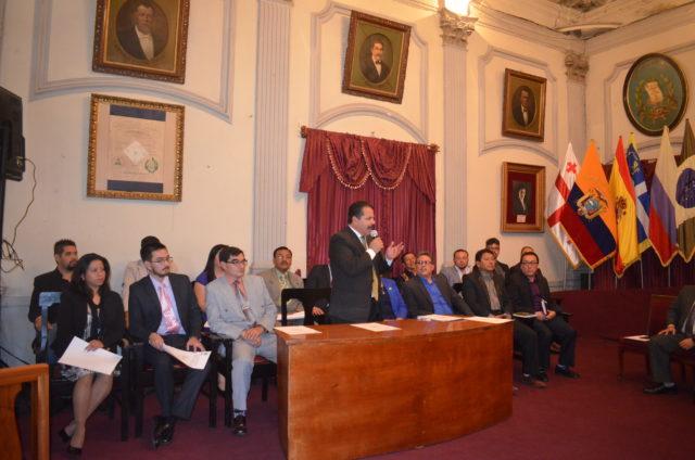 Siete partidos conformarán el concejo municipal electo de Quetzaltenango