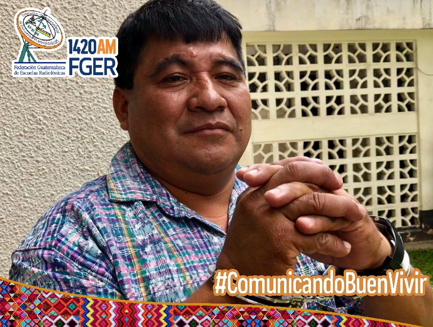 Continúan criminalización contra Bernardo Caal