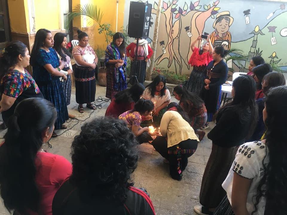 """Venimos a fortalecernos"" – Red de Comunicadoras Indígenas Jun Na'oj"