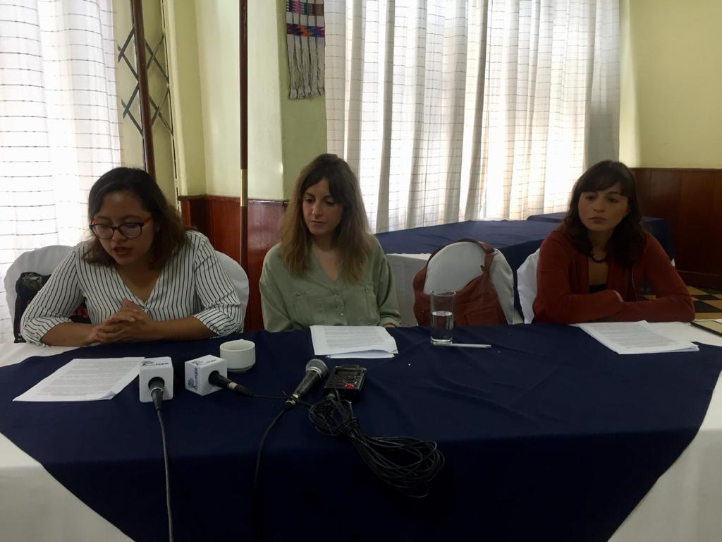 Uso de la fuerza promueve prácticas de tortura, advierte Misión Internacional