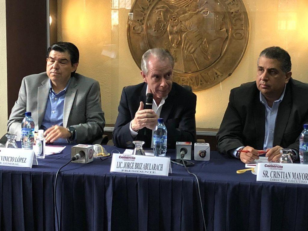 Cámara de comercio pide prorrogar pago de impuestos ante la emergencia del coronavirus