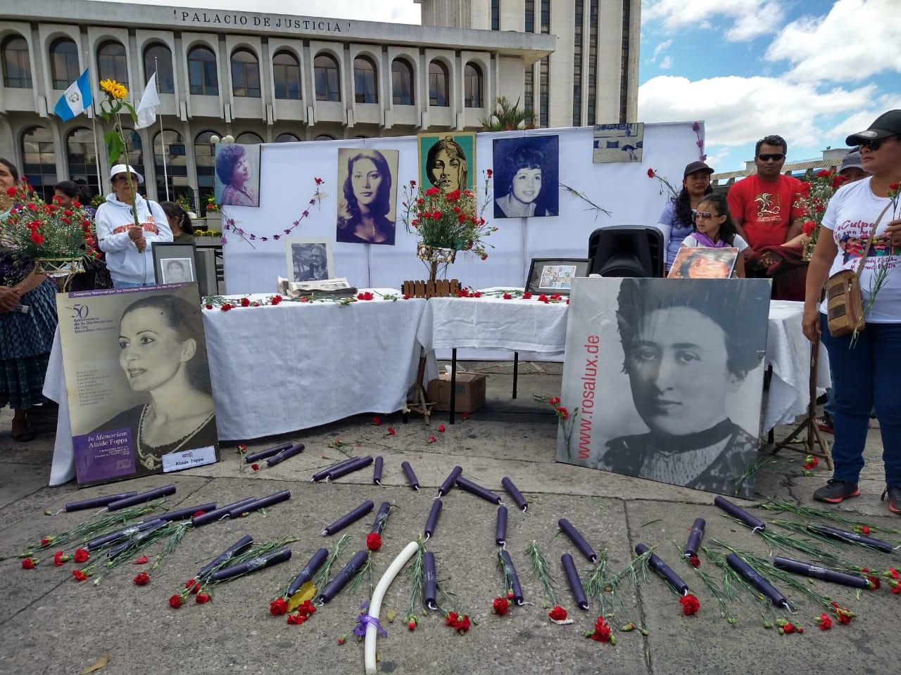 UNAMG recuerda a sus ancestras y niñas del Hogar Virgen de la Asunción