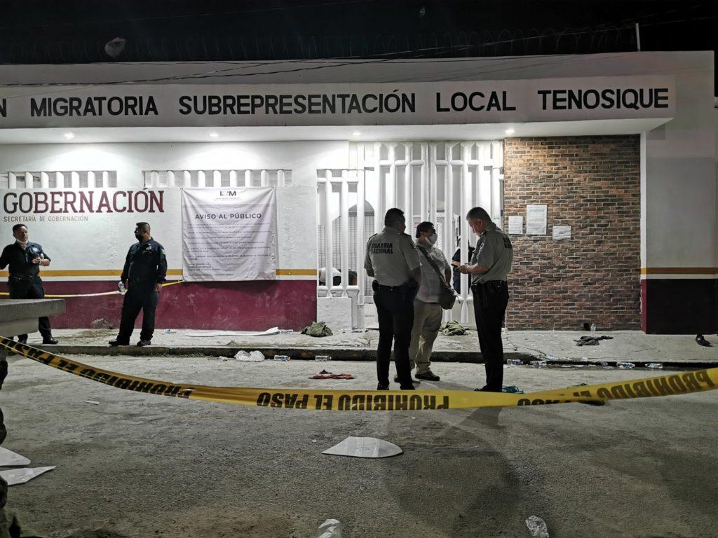 Guatemalteco solicitante de refugio muere en estación migratoria de México