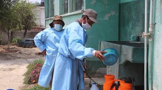 La falta de agua afecta a pobladores de Patzún