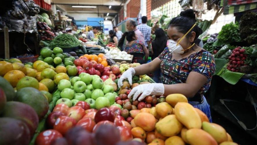 Pequeños agricultores proveen alimentos durante la emergencia