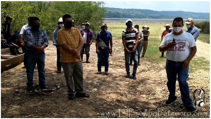 Prohíben pesca en Laguna de Petexbatún