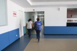 Personal de salud dio positivo en hospital de Villa Nueva
