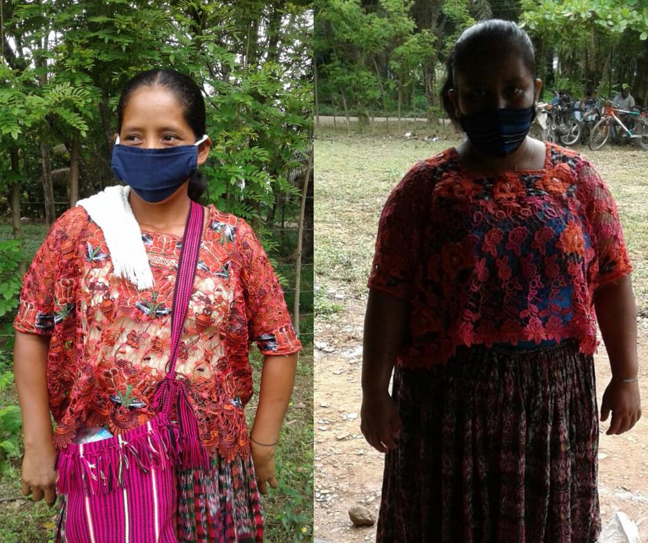 Familias q'eqchi' enfrentan la pandemia sin agua